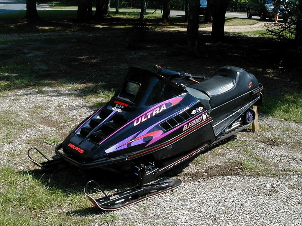 Polaris Side By Side >> FOR SALE: 1989 Polaris Indy 650, MN