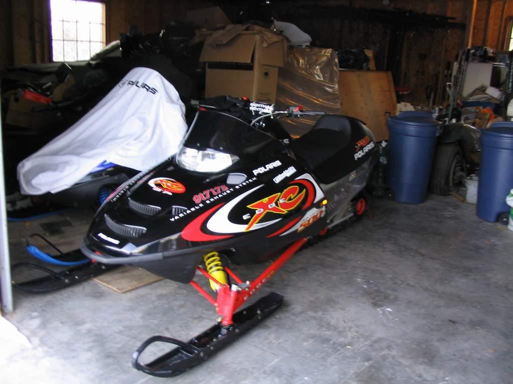 Pics of quads & sled