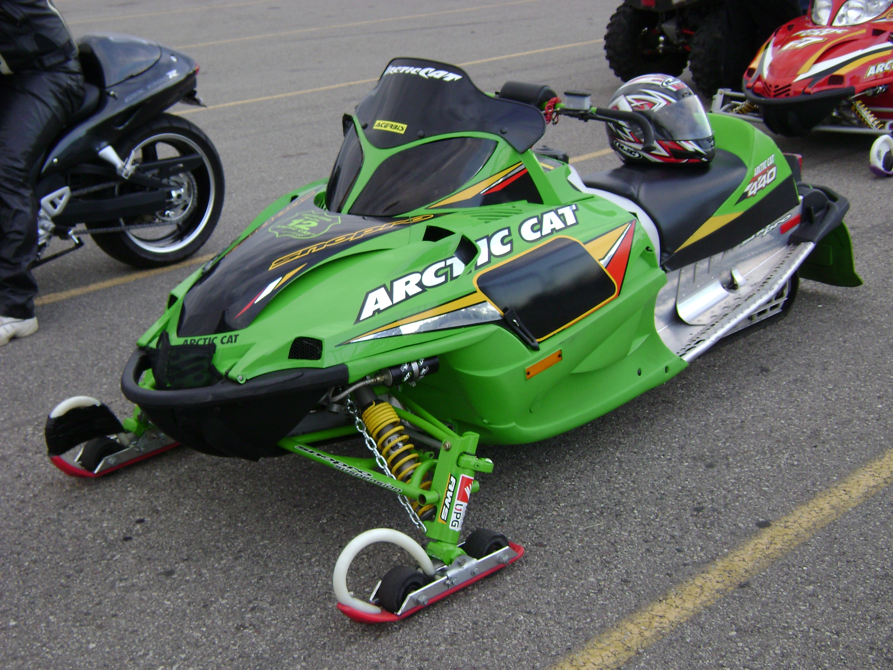 Pictures Arcticinsider Future Collectible Arctic Cats Part Two Cat Zl 440 Wiring Diagram 03 Sno Pro Service Manual