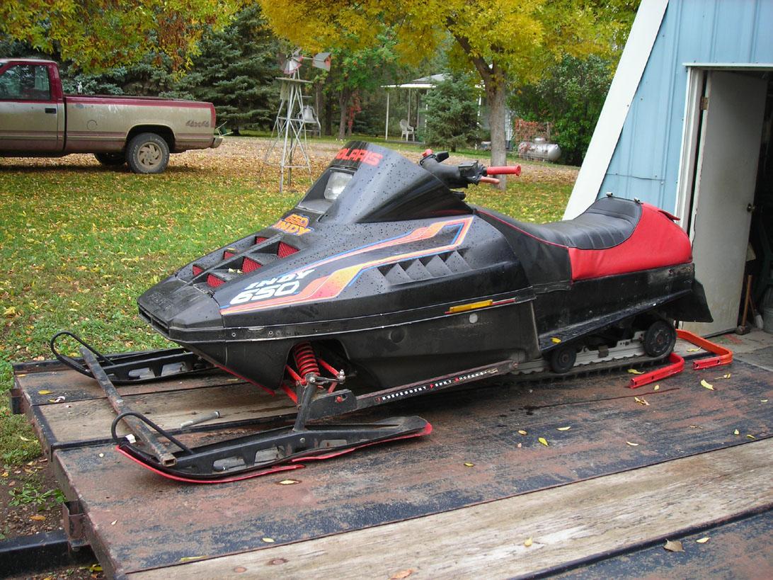1992 Polaris Indy 650 A Few Questions