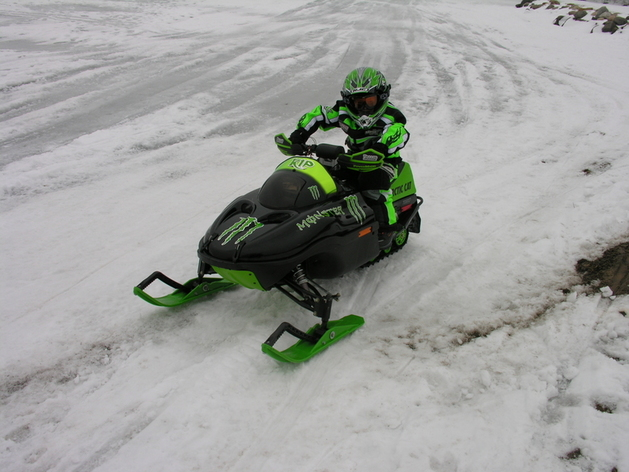Which small kids snowmobile to buy? - Page 3