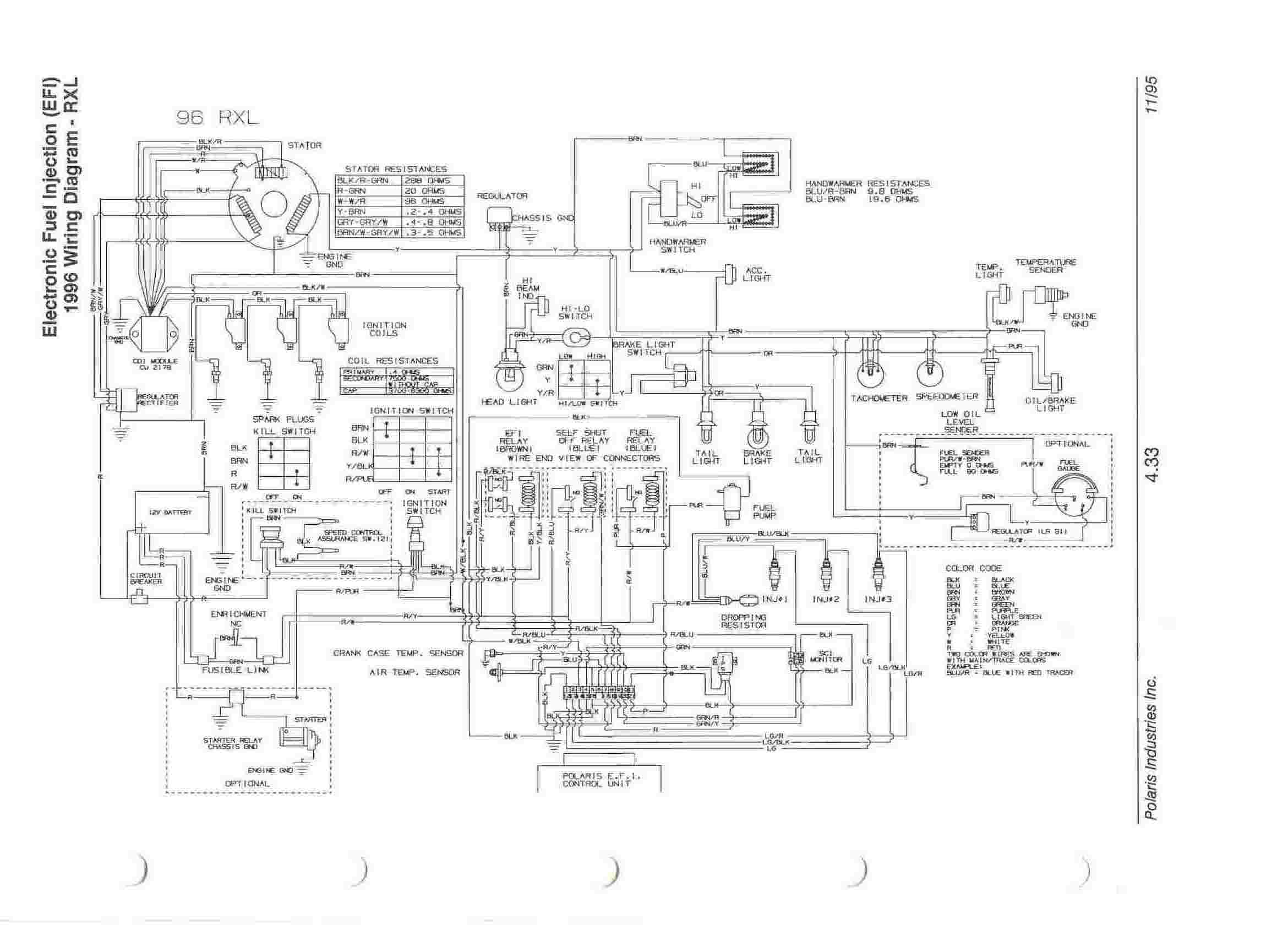 Electronic Fuel Gauge Wiring Diagram Attachment 134121