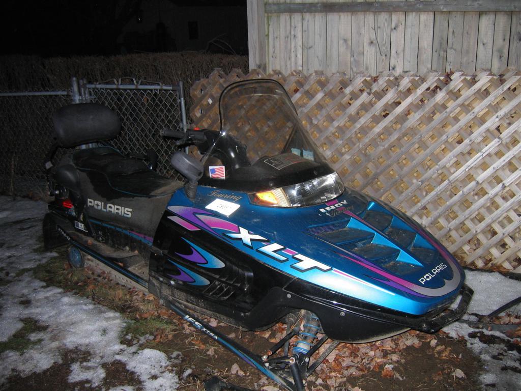 98 polaris xlt touring rh snowmobilefanatics com 1996 polaris xlt owners  manual 1996 polaris xlt 600 service manual