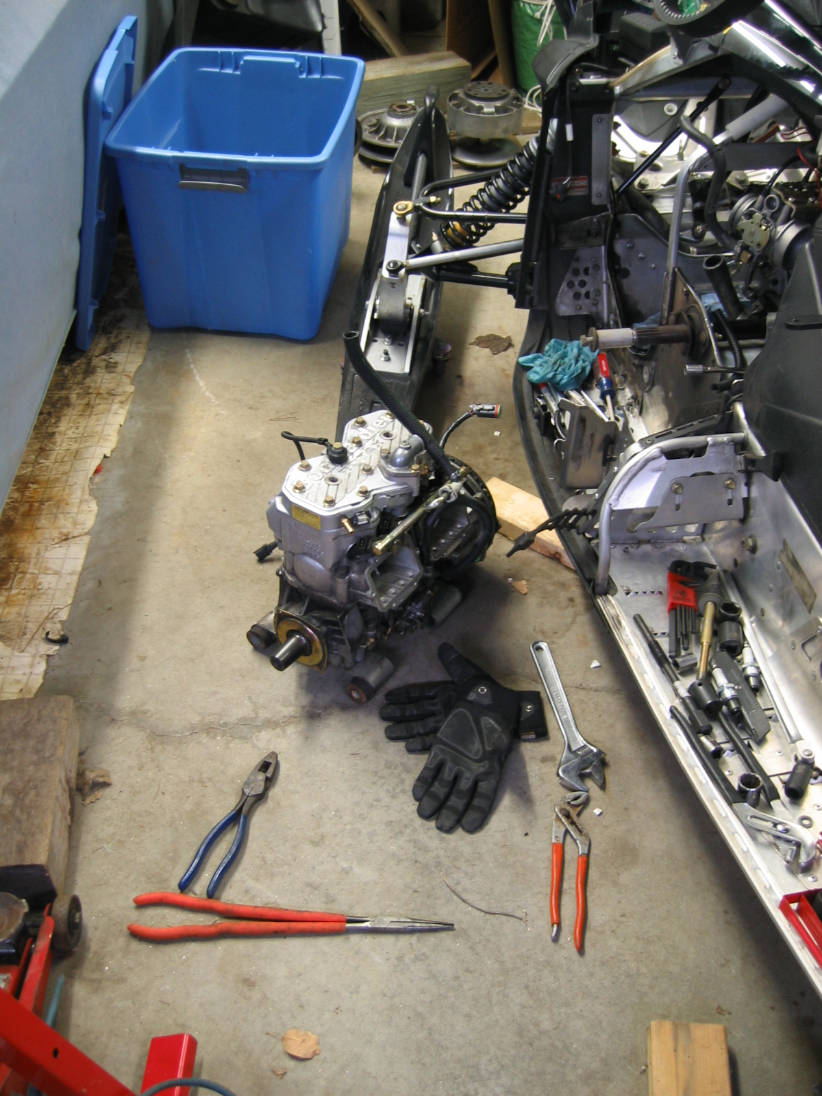 Gsxr 600 Engine Rebuild Kit