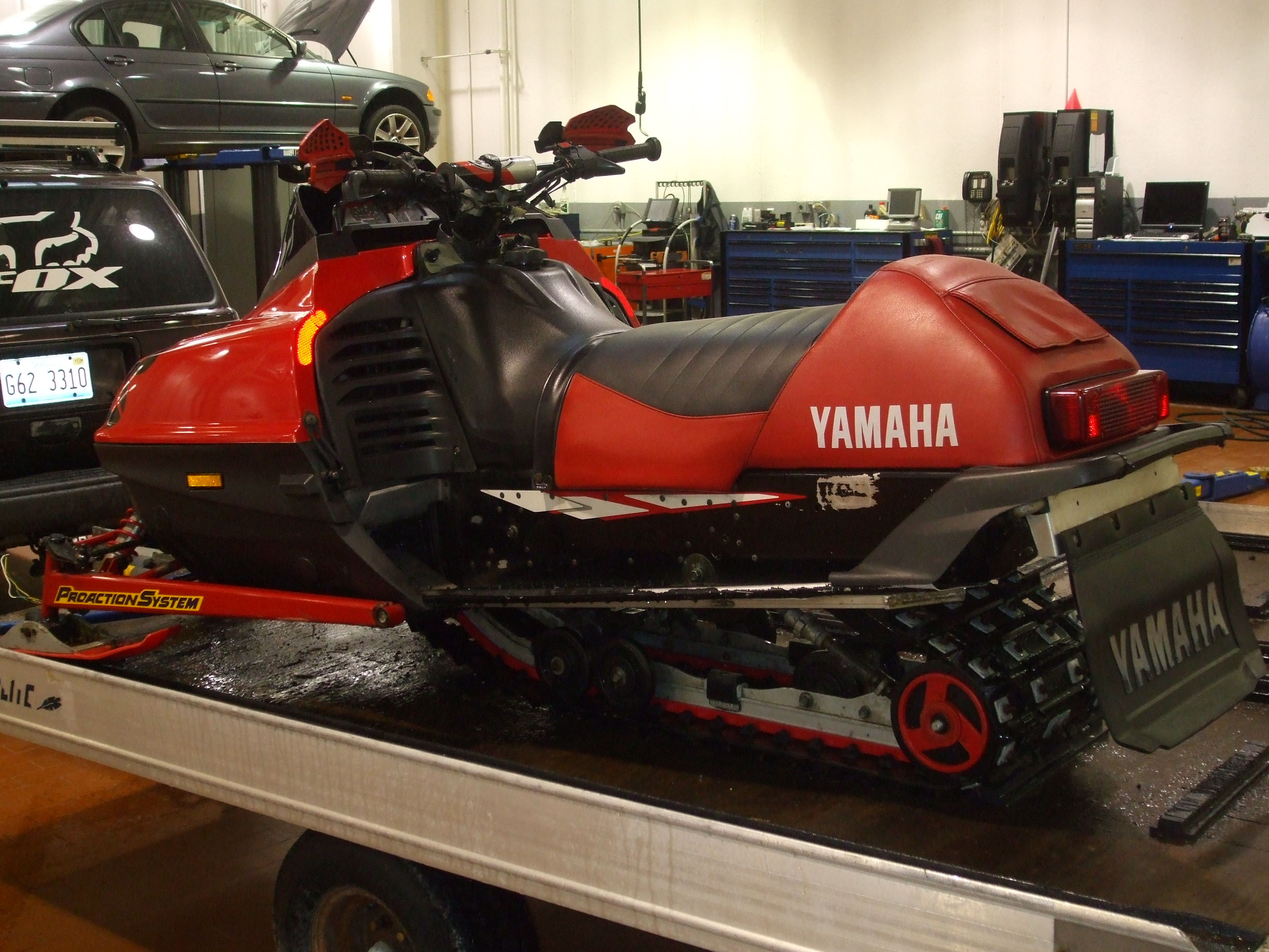 1998 Yamaha Vmax Sx 700 For Sale