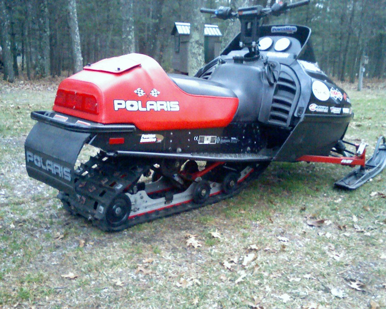 2000 Polaris 500 Xc Sp Mod Extras