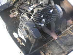 F/S 1989 Yamaha Enticer ET400 400cc Engine (RARE) CHEAP!!!!