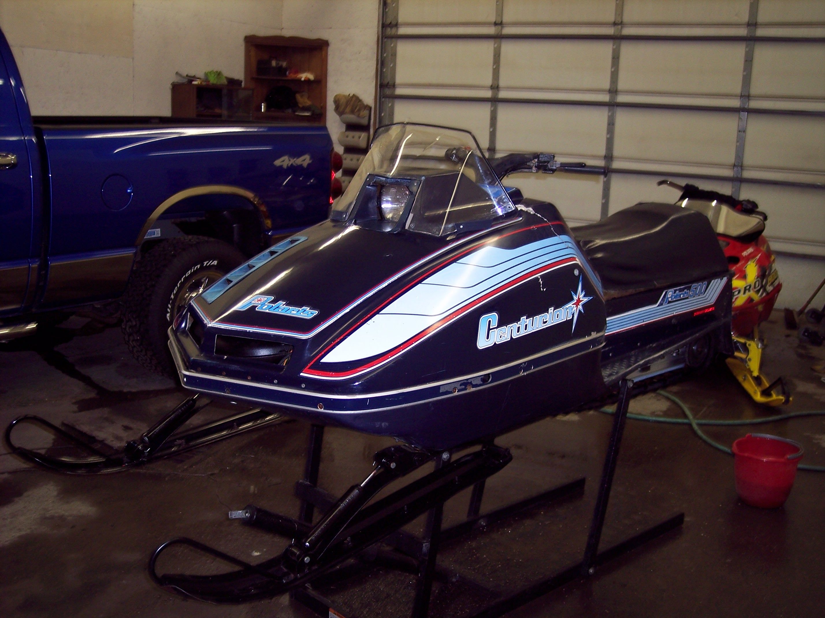 Snowmobiles For Sale >> Any one have a pre 78 Polaris??? - Page 3