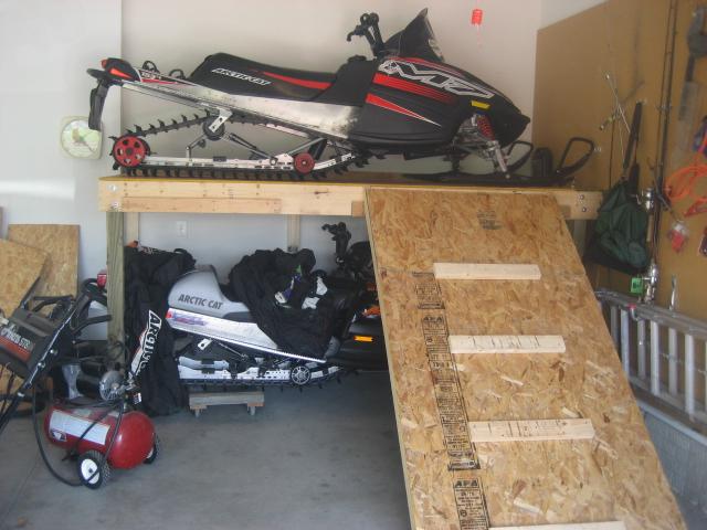 Summer Storage
