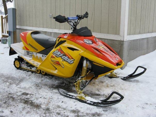 For Sale 2003 Ski Doo 600 Ho