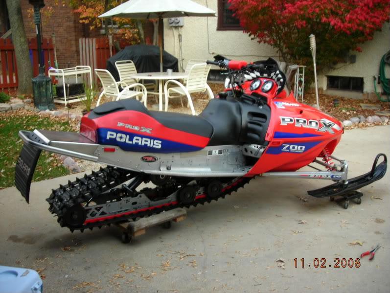 2003 Polaris Pro X 600 VES Trade