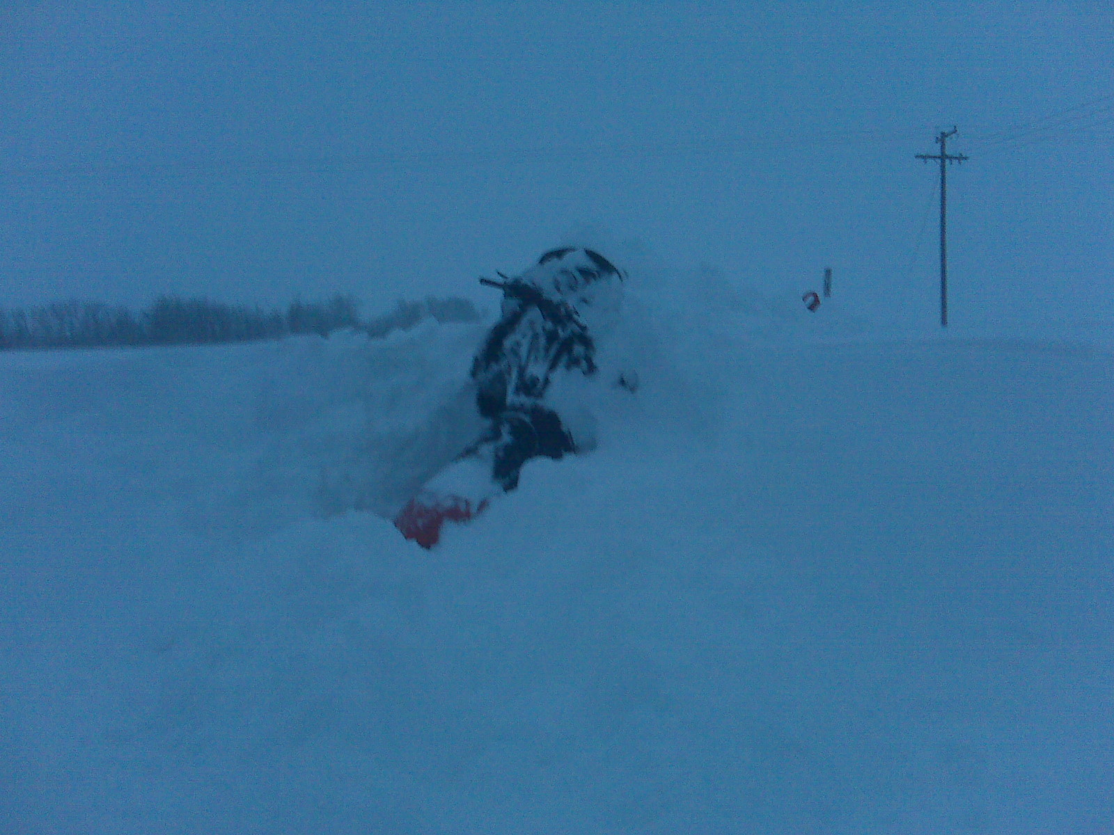 how to get snowmobile in snow