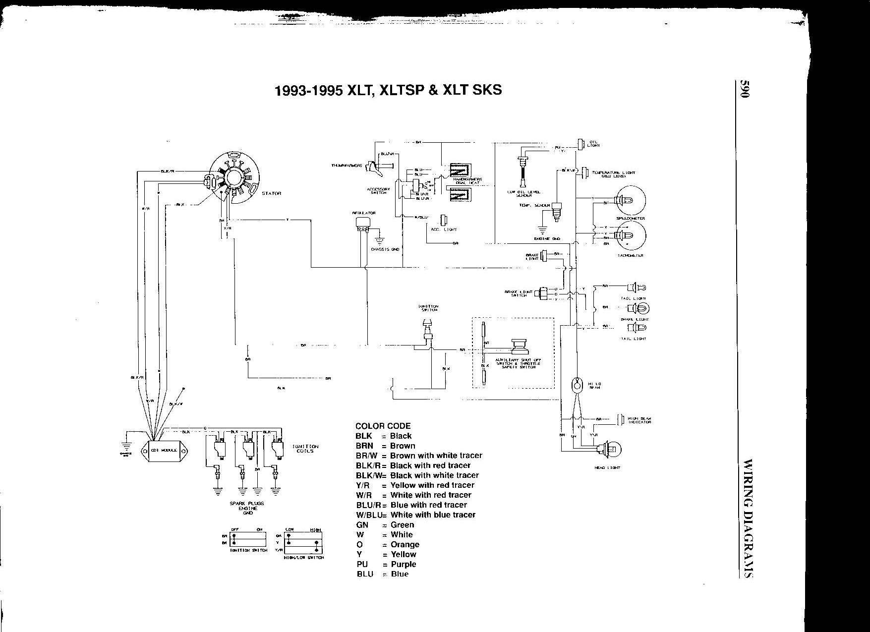 Polaris Xlt Wiring Diagram And Schematics 05 Atv Get Free Image About Source Attachment 172191