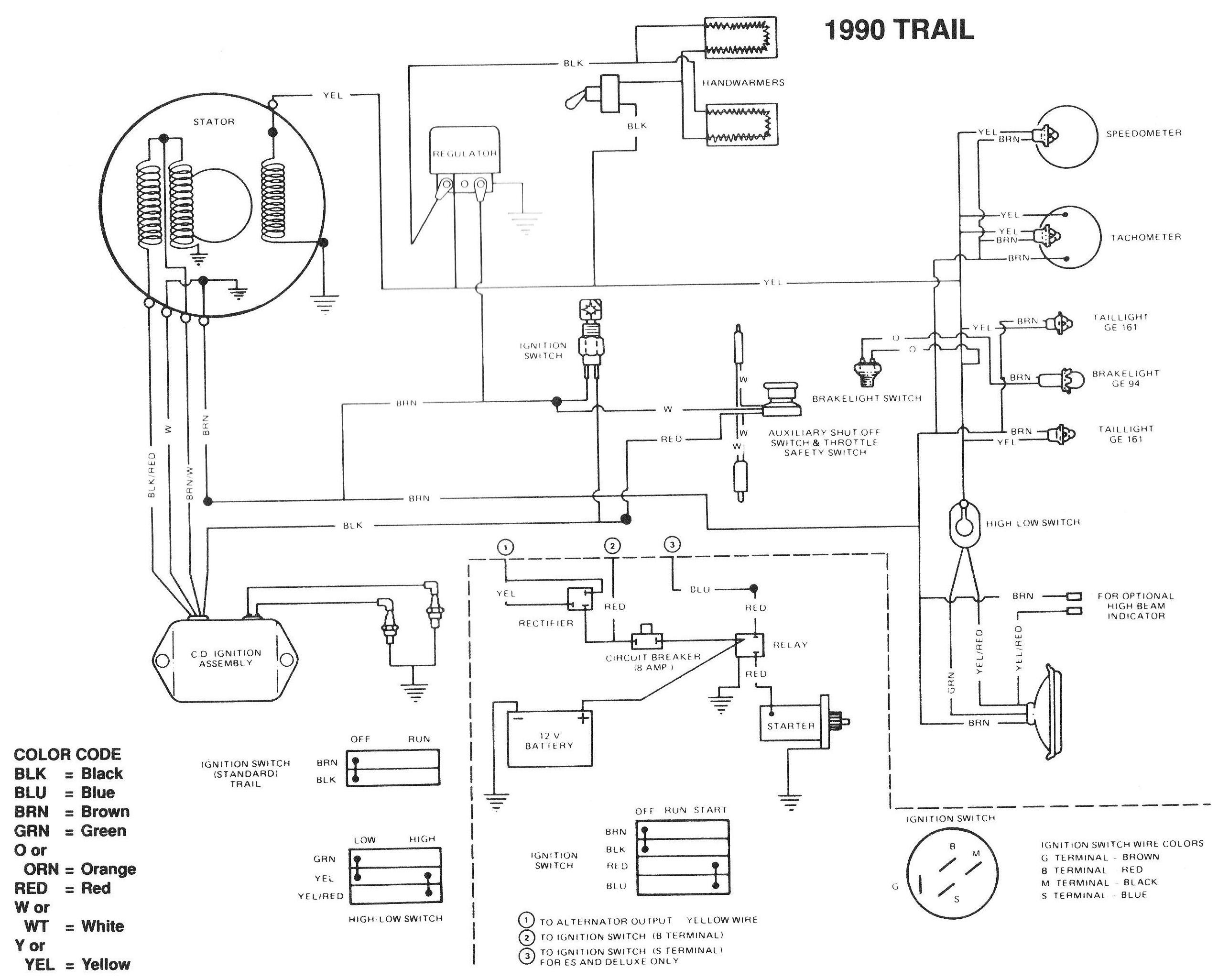 [DHAV_9290]  Indy Trail 488 fan Wire Diagram | Snowmobile Fanatics | 1999 Polaris Indy 700 Wire Diagram |  | Snowmobile Fanatics