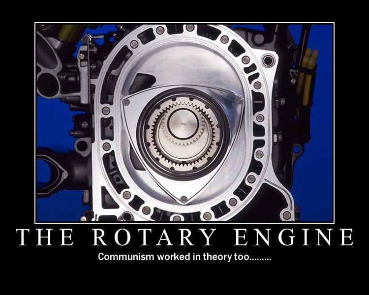 Pics Photos - How Rotary Wankel Engine Works Mazda Rx3 Rx7 Rx8 Furai