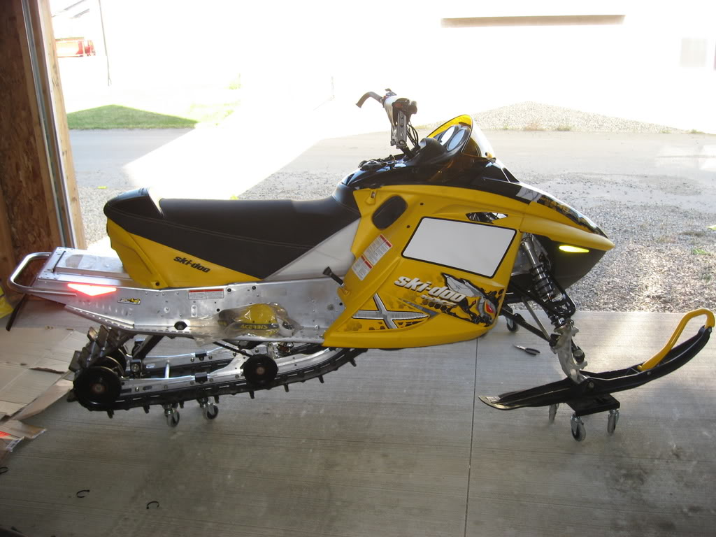 Help Me Out Looking At Buying A Race Sled