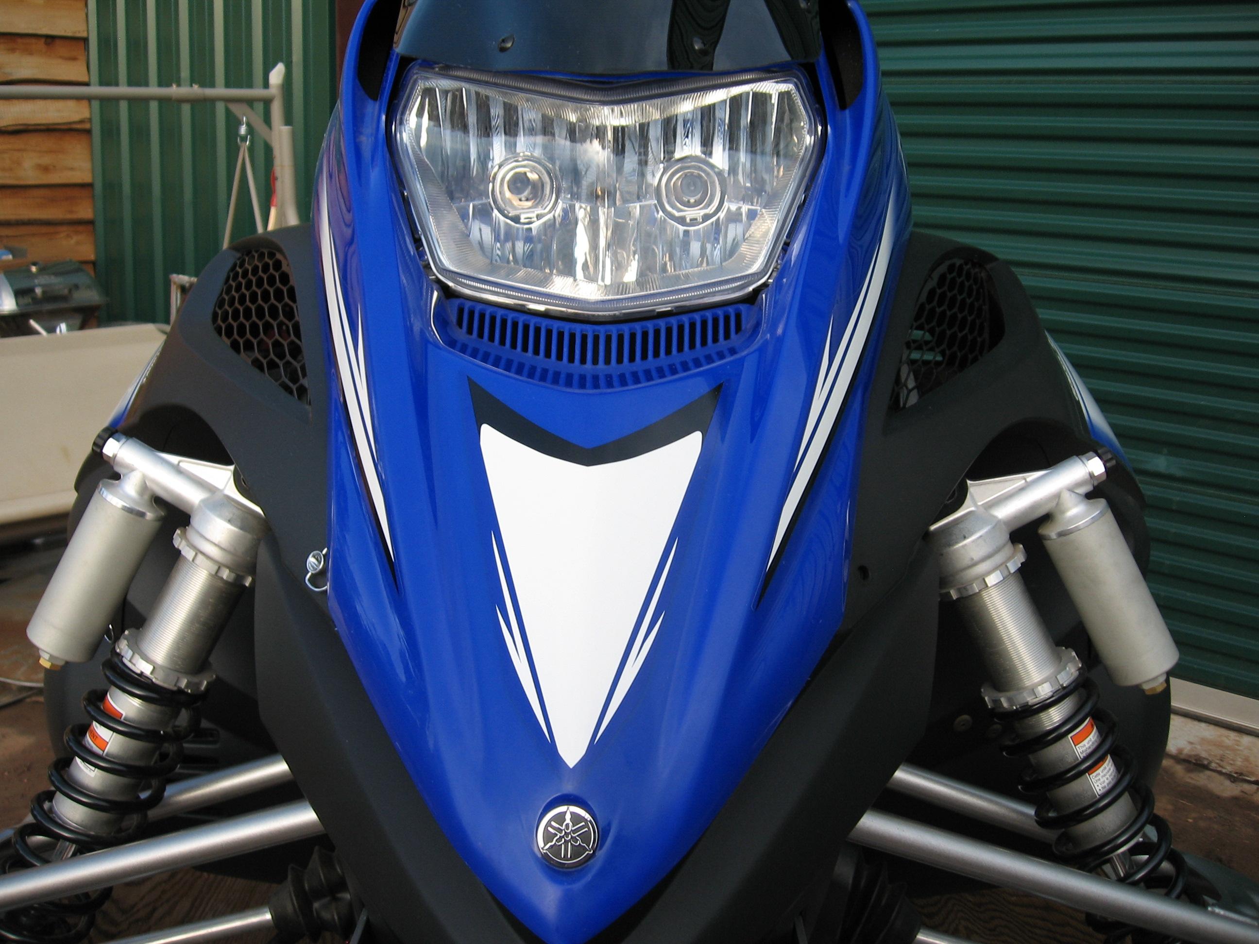 2009 Yamaha Fx Nytro Xtx