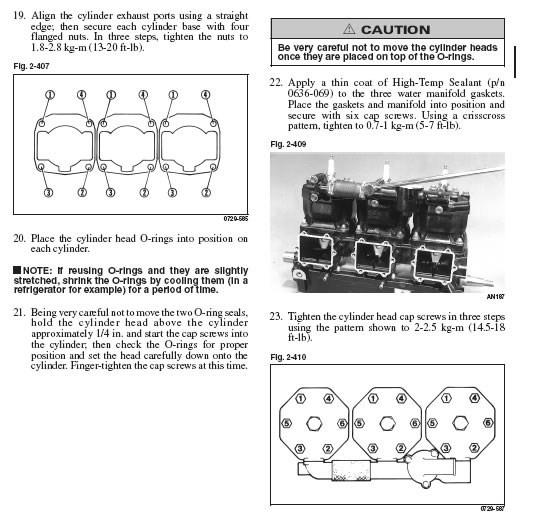 Cylinder Head Temp Gauge Arctic Cat: Zrt600 Torque Specs