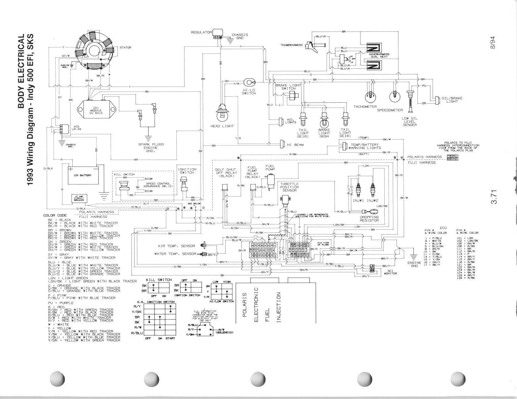 polaris wiring diagram needed   Snowmobile FanaticsSnowmobile Fanatics