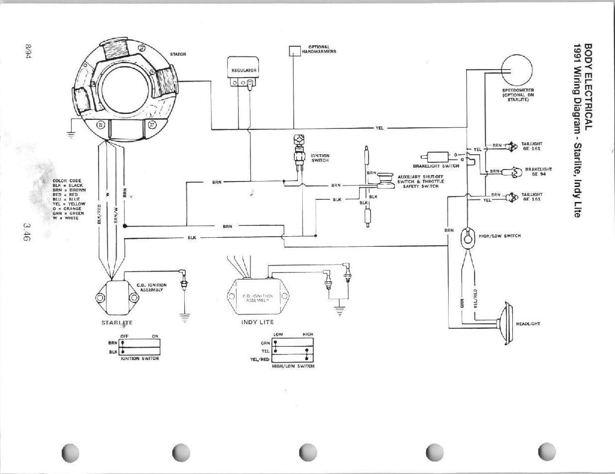 [FPER_4992]  polaris wiring diagram needed | Snowmobile Fanatics | Vintage Snowmobile Wiring Diagrams |  | Snowmobile Fanatics
