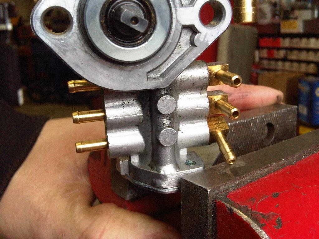 09 Amp 10 Polaris Oil Pumps