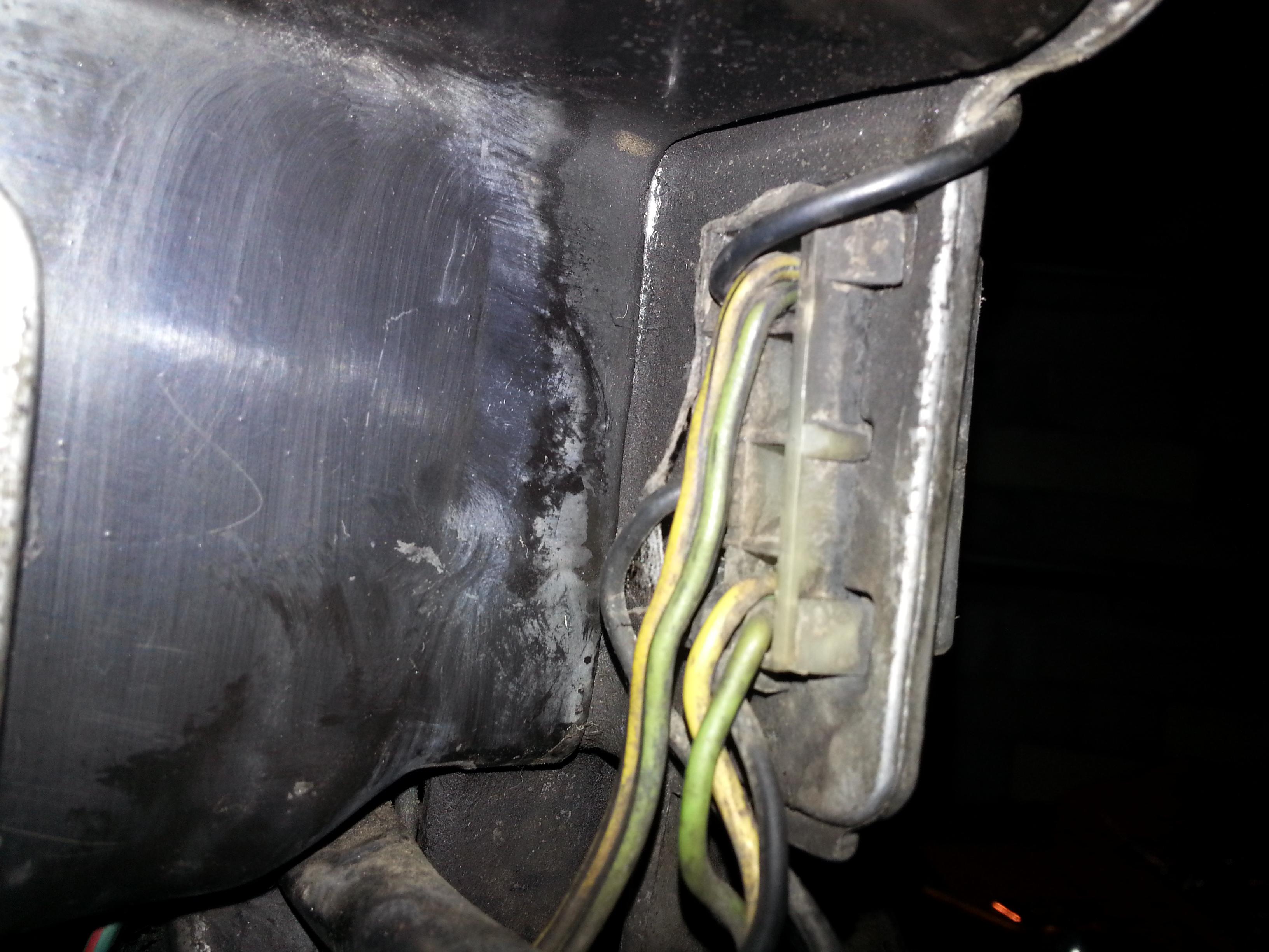 WRG-0721] Rotax 503 Wiring Harness