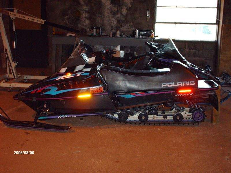 xlt and older polaris sleds