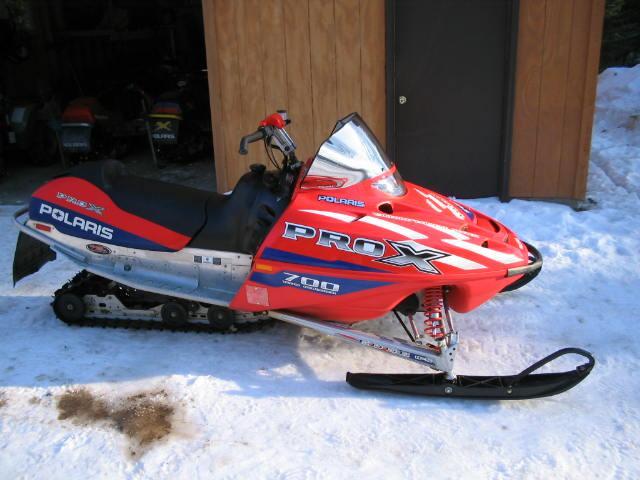 2003 Pro X 600 Riders