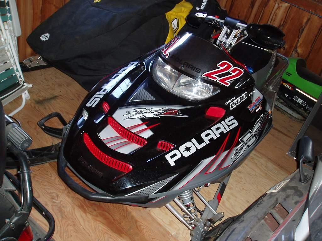 2004 Polaris Pro-X2 600