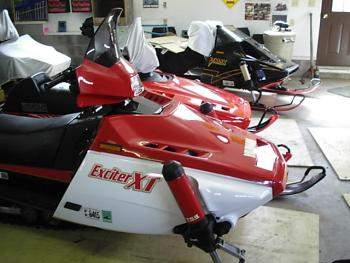 Yamaha Exciter LC 570 Long Track