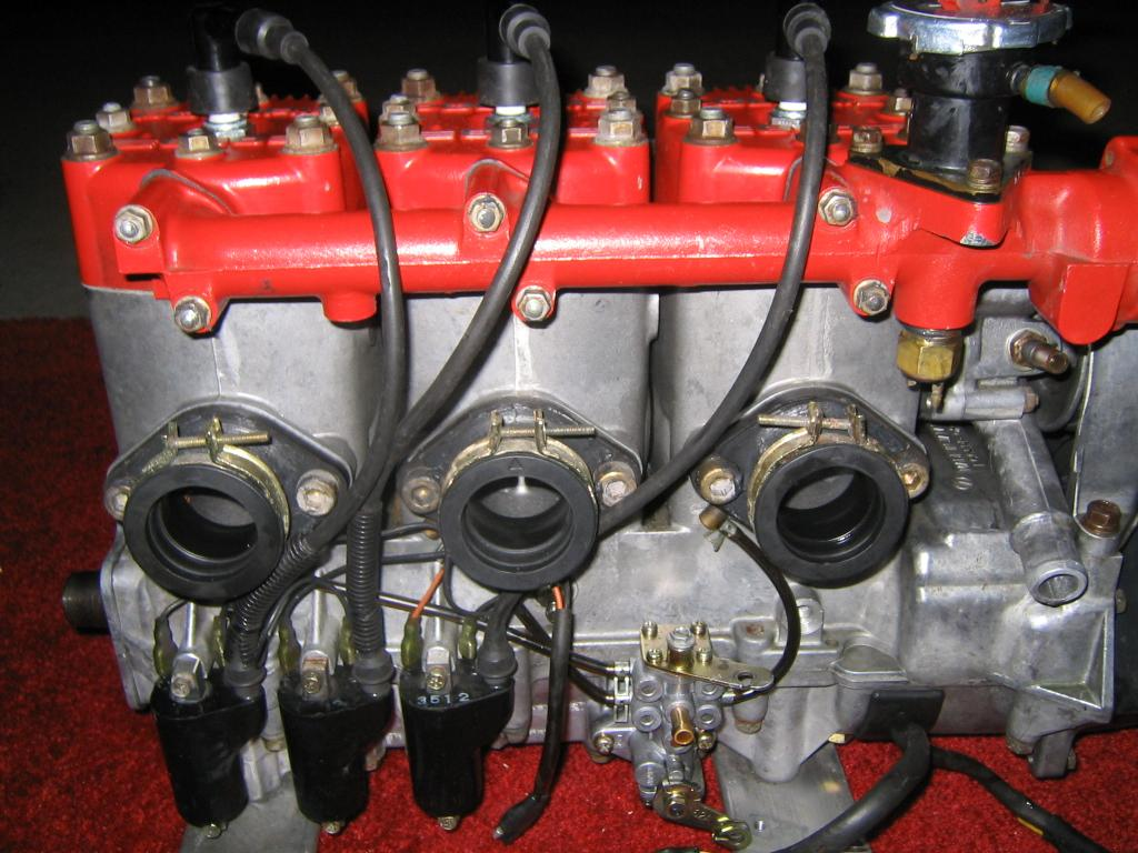 Polaris Side By Side >> For Sale:Polaris triple cylinder engine.