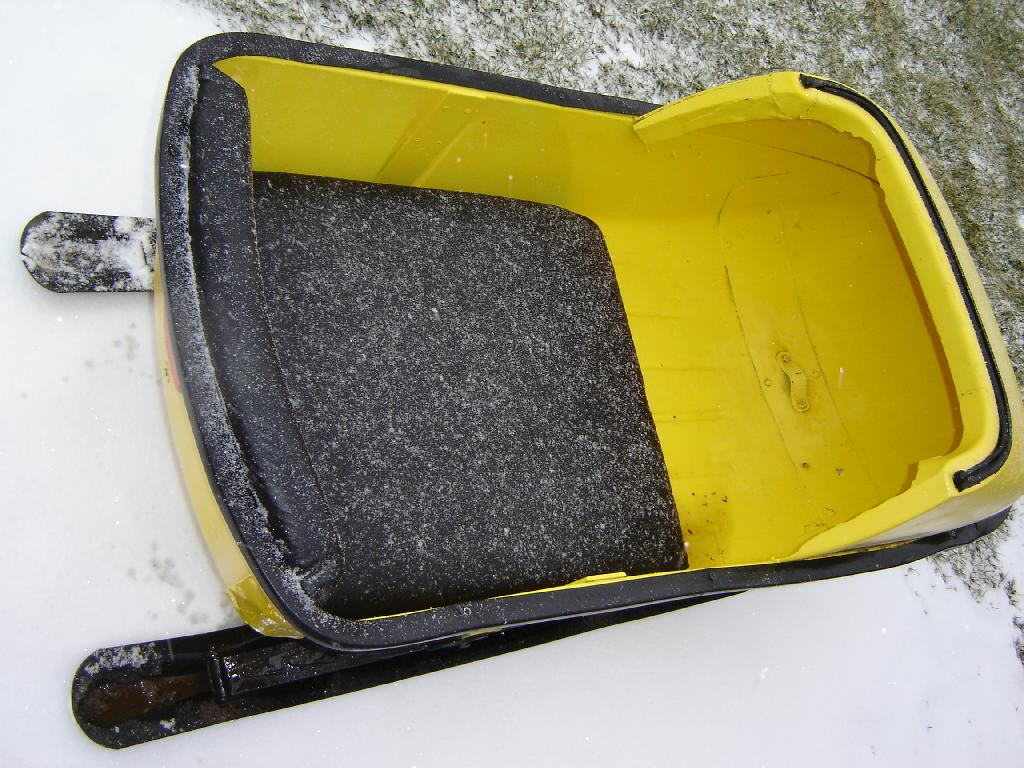 Snowmobile Helmets For Sale >> For Sale Vintage Ski-Boose Cutter Sleigh