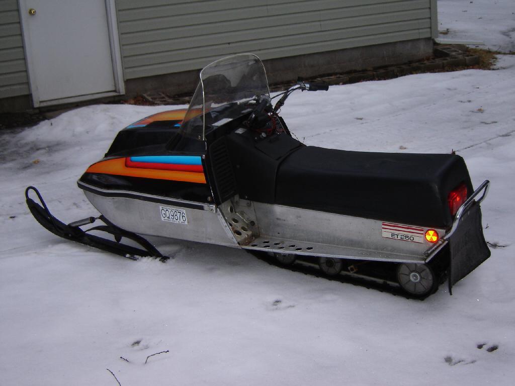 For Sale 1978 Yamaha Enticer Et 250