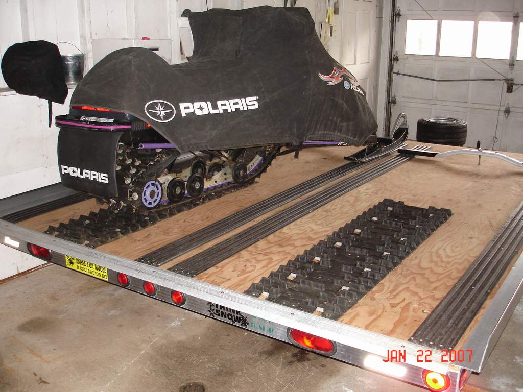 Trailer Bed Protection
