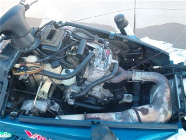 Fs 1996 Yamaha Vmax 600 Xt