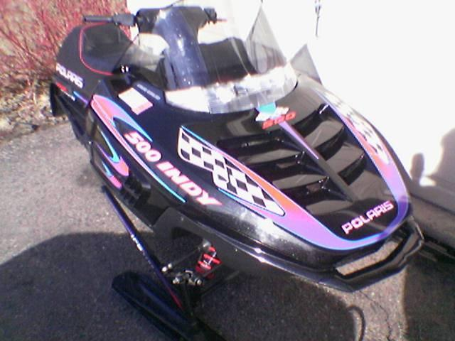 Polaris Side By Side >> FOR SALE: 1997 Polaris Indy 500- 1300 miles!