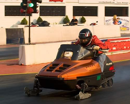 Asphalt Drag Racing