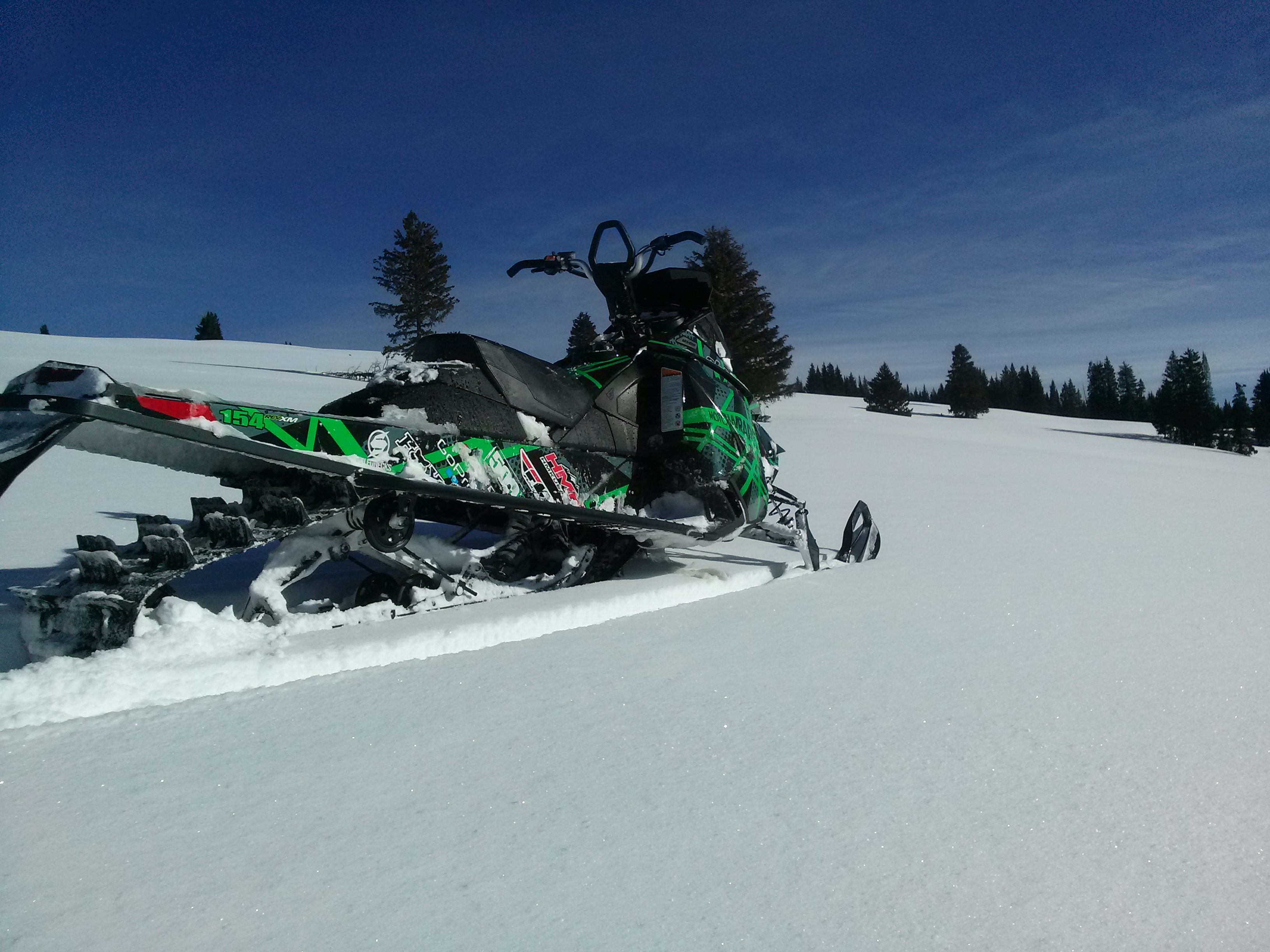 Looking For A Secluded Ride In And Out Snowmobile Cabin
