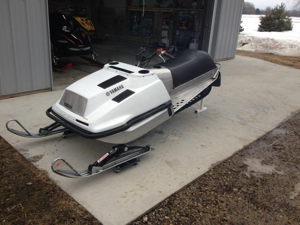 Apologise, Vintage racing yamaha snowmobile with you