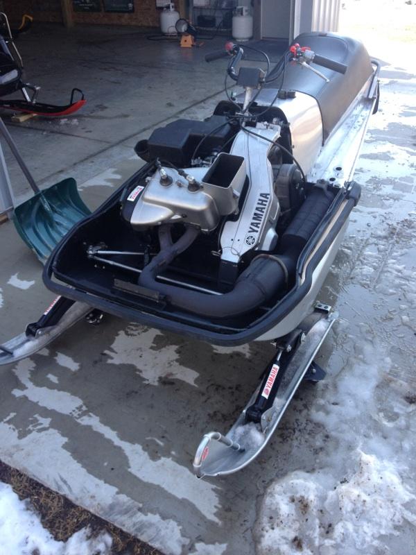 Upgrades to Vintage Grass drag sled