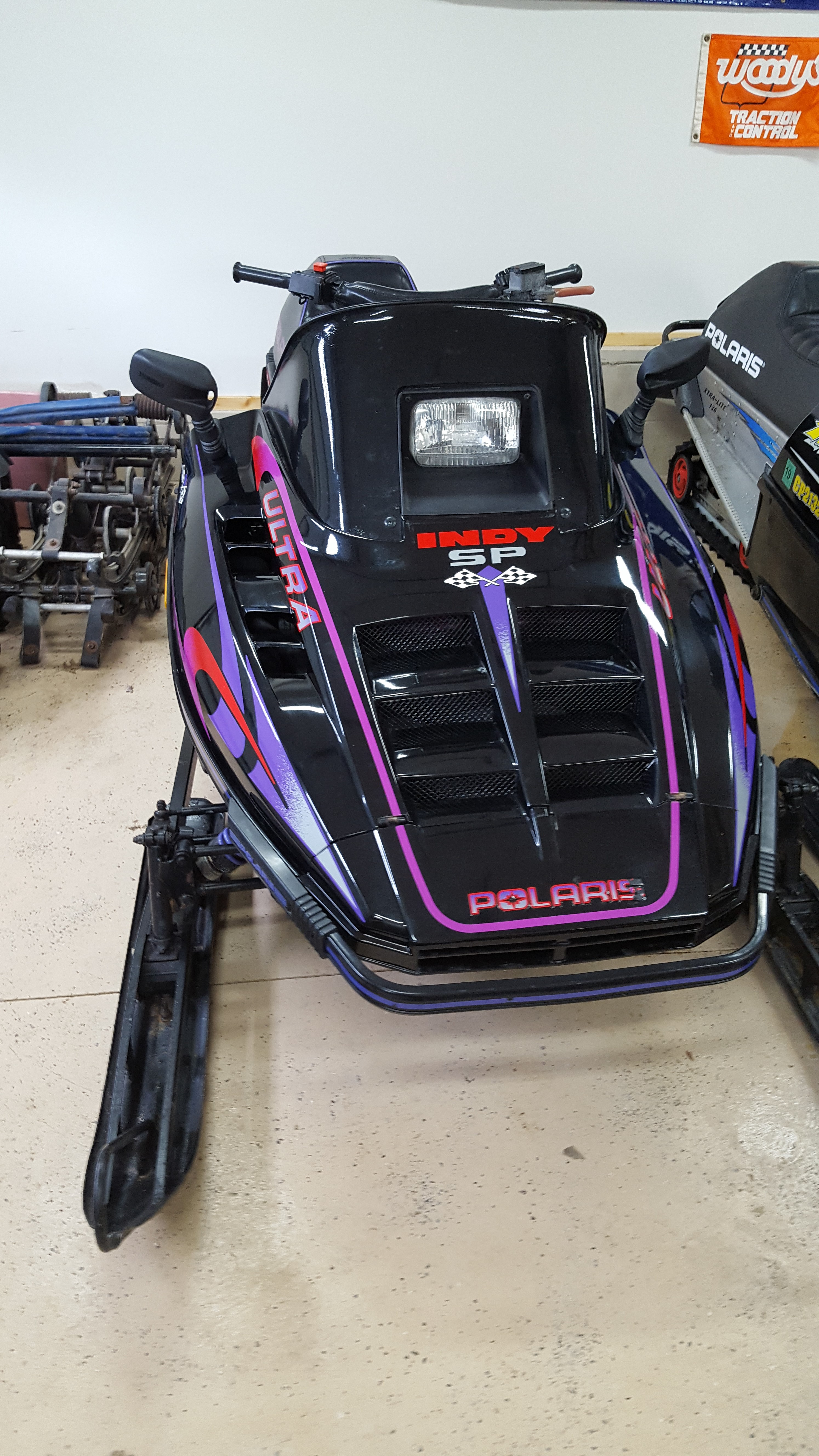 Polaris Side By Side >> 1996 Polaris Ultra SP - for sale