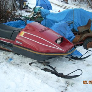 1983 Polaris Star 250